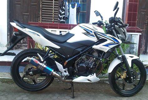 Knalpot Honda New Megapro Scorpions knalpot racing r9 new mugello honda cb150r harga distributor kaskus the largest