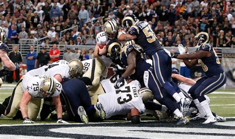 what channel is the st louis rams on today new orleans saints vs st louis rams tv info start time