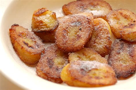 how to make fried bananas plantains 6 steps with pictures