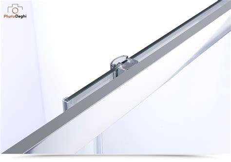nicchia doccia cristallo nicchia doccia 140 cm scorrevole cristallo trasparente