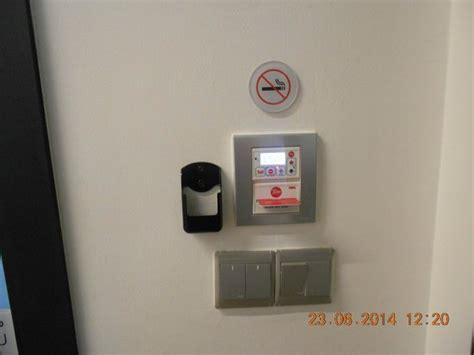 Saklar Hotel Slot Tempat Kartu Remote Kipas Angin Saklar Lu Kontrol Ac Picture Of Tune Hotel Klia 2