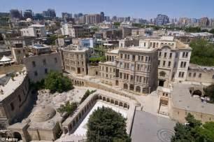 House Builder Online Towering Half Moon Hotel Shows How Oil Rich Azerbaijan Has
