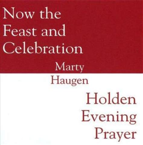 marty haugen holden evening prayer holden evening prayer cd marty haugen save 10 free