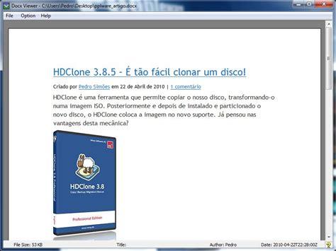html tutorial docx tutoriais e outros apps docx viewer veja docx sem office
