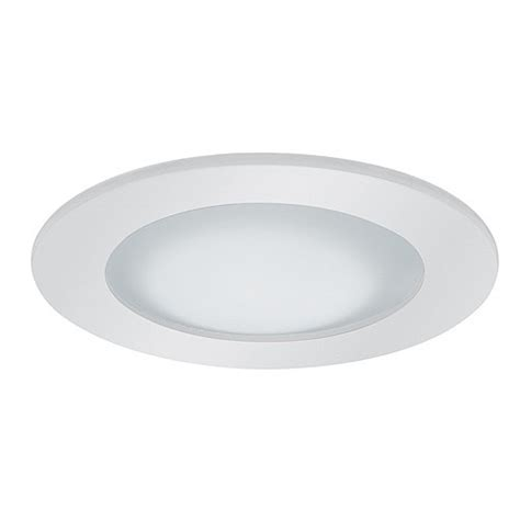 3 quot low voltage recessed lighting frosted glass white