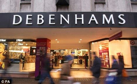 Debenhams Sale Begins by Debenhams Sparks Price War By Slashing Cost On
