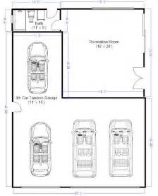 Garage Dimensions 3 Car 25 Best Ideas About 3 Car Garage On Pinterest 3 Car