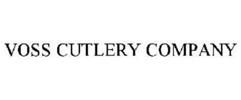 cutlery company voss cutlery company trademark of big cutlery llc