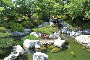 Koi Garden by File Japanese Friendship Garden Path Koi Pond 2 Jpg