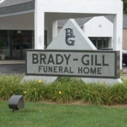 brady gill funeral home funeral services cemeteries