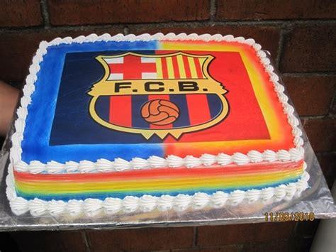 barcelona cake f c barcelona cake birthday cake pinterest