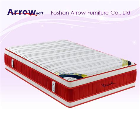 mattress for hospital bed red 3d fabric memory foam medical hospital bed mattress