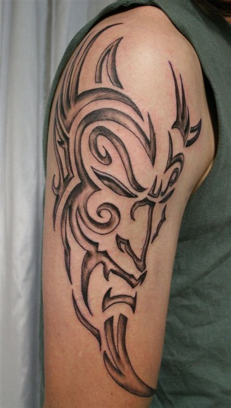 unique tattoo designs for guys 12 awesome unique tribal tattoos only tribal