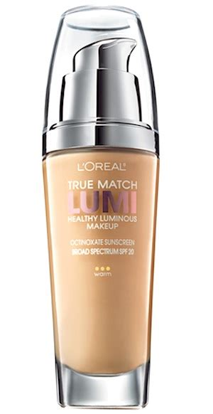 Foundation Loreal True Match L Or 233 Al True Match Lumi Foundation Review Coates