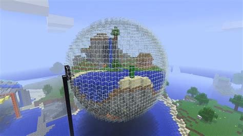 Mc 9 Kode B Big awesome minecraft domes pictures to pin on