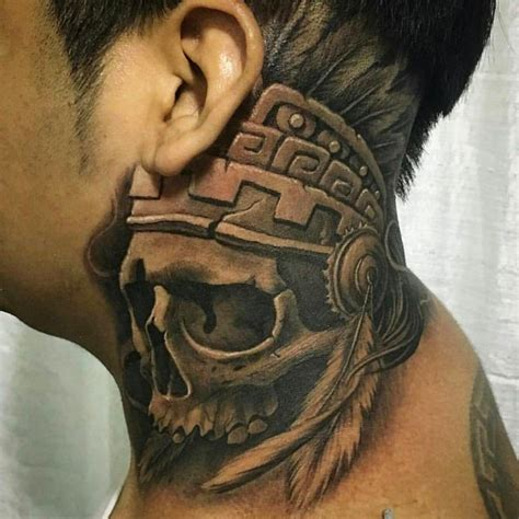 aztec god tattoo designs 100 best aztec designs ideas meanings in 2018