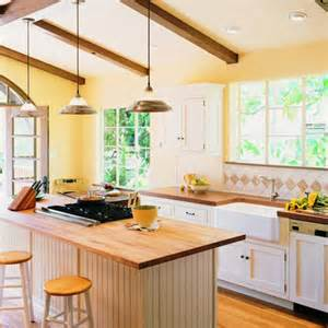 Bright Kitchen Lighting Ideas by Airy And Bright Kitchen Makeover