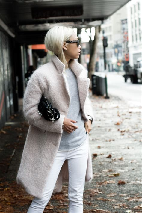 gray hair is fuzzy fuzzy furry fashion trend autumn 2014 just the design