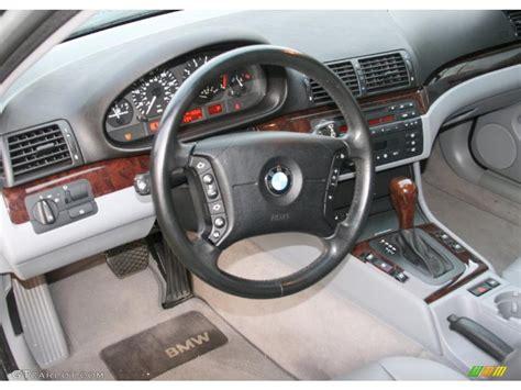 2001 Bmw 325i Interior Parts by Grey Interior 2001 Bmw 3 Series 325i Sedan Photo 40051806