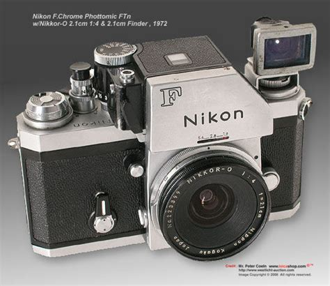 original lenses for the nikon f