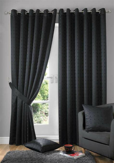 Grey Black And White Bedroom Cortinas De Sala Y Comedor Colores Y Estampados