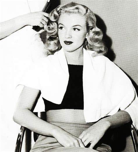 marilyn monroe long hair 17 best images about vintage pincurls with long hair on