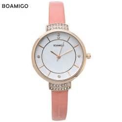 aliexpress buy boamigo watches quartz