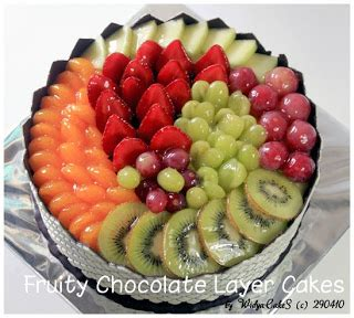 cetakan pagar ukir abstrak widya cakes fruity chocolate layers cake