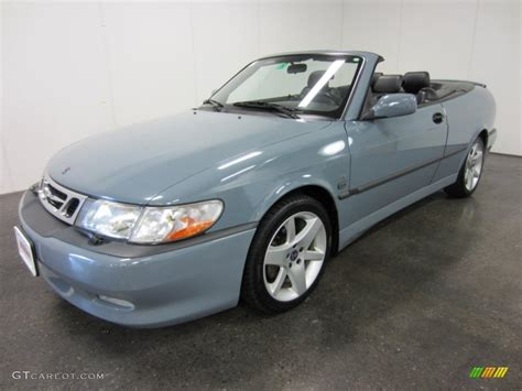 2003 dolphin grey saab 9 3 se convertible 54538822 photo 12 gtcarlot car color galleries