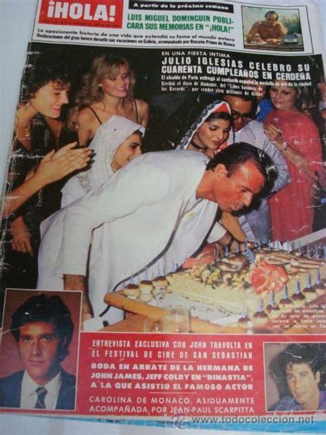 imagenes hola john julio iglesias princess diana john travolta comprar