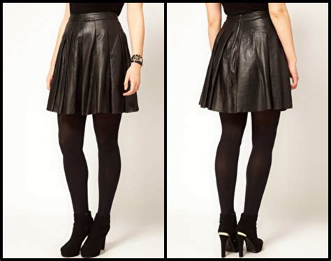 leather skirts for a curvy fall a thick s closet