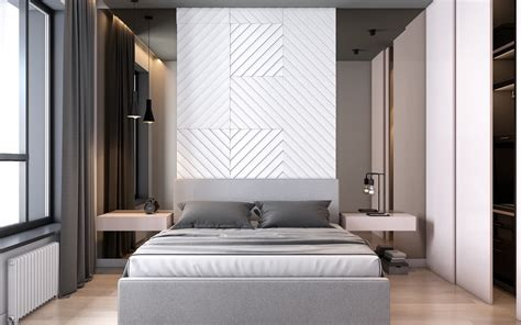 Grey Bed White Furniture by 42 Gorgeous Grey Bedrooms