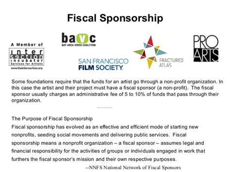 Sponsorship Grant Letter Grant Writing For Artists