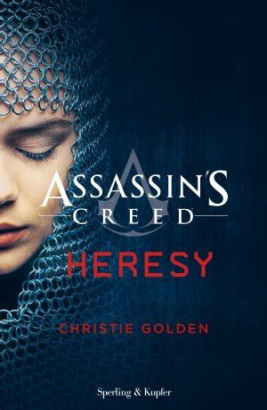 heresy assassins creed book 0718186982 novit 224 libri luglio 2017 the books blender