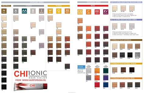 chi color chi color chart 6rr hair color cuts