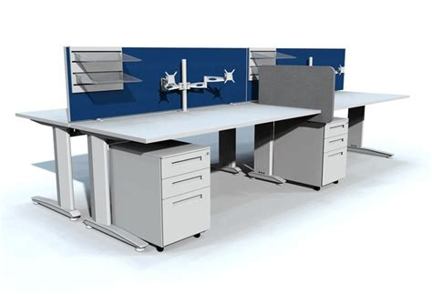 inline office furniture accent energy inline 2 desk accent office furniture nz