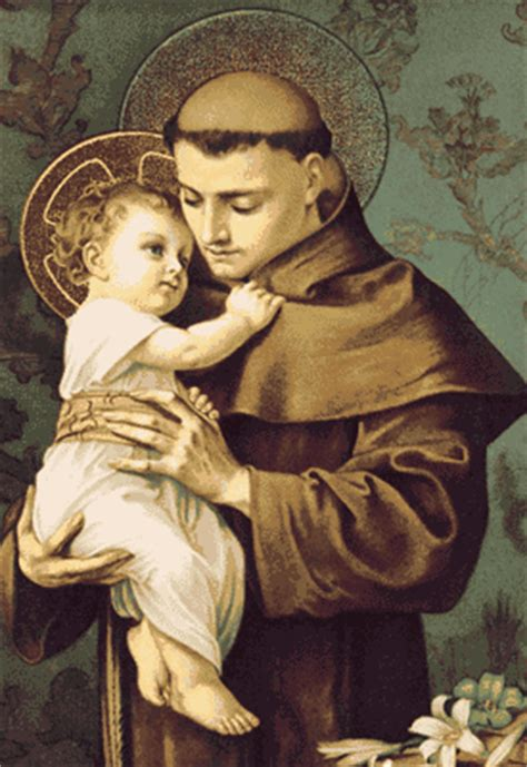 image of st anthony of padua