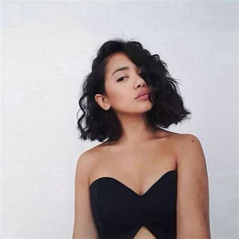 do short blunt curly haircuts look good on heavy women prettiest curly hairdos with short style short