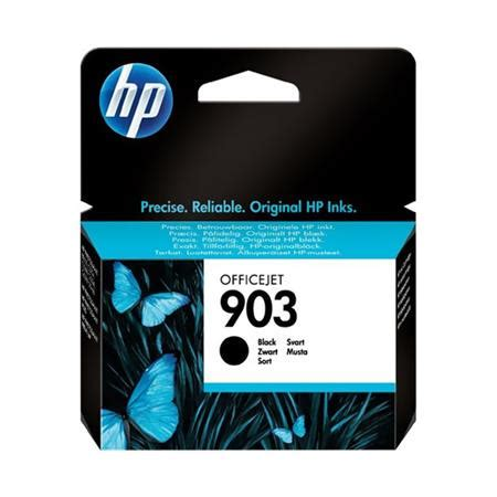 Cartridge Hp Black Ink 60 100 Original hp 907xl t6m19ae black original high capacity ink