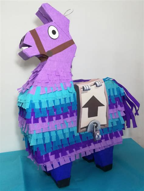 fortnite pinata fortnite battle royale llama pinata birthday llama