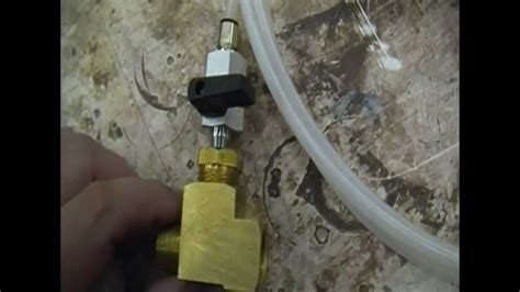 air compressor water seporator drain solution youtube