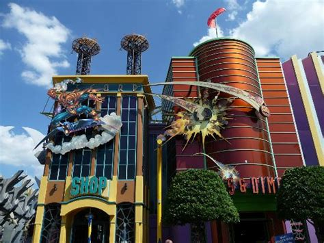 world of decor orlando free fall ride picture of universal s islands of