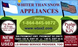south fork appliance repair whiter than snow appliances offering repairs refurbished