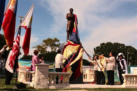 Was Rizal An American Made Article Filing The Here And Abroad American Identity And Basketball Kcet