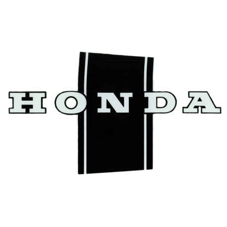 Aufkleber Honda Dax by Sticker De Cadre Honda Dax Droit Motorkit