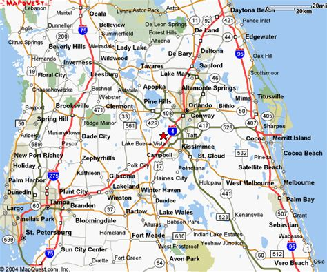 road map of florida florida state road map free printable maps