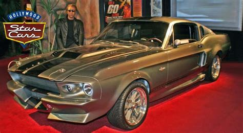 movie nicolas cage cars eleanor mustang shelby gt 500 driven by nicolas cage in
