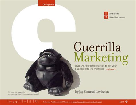 Guerrilla Mba by Top 50 Business Books