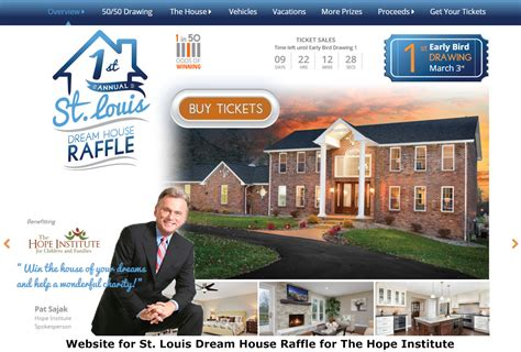 chicago dream house raffle bbb questions whether st louis dream house raffle misleads donors
