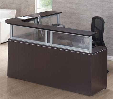 L Shape Reception Desk Best L Shaped Reception Desk All About House Design